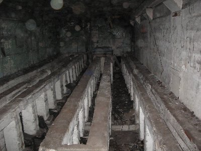 Laagri catacombs. 59.344466,24.631305