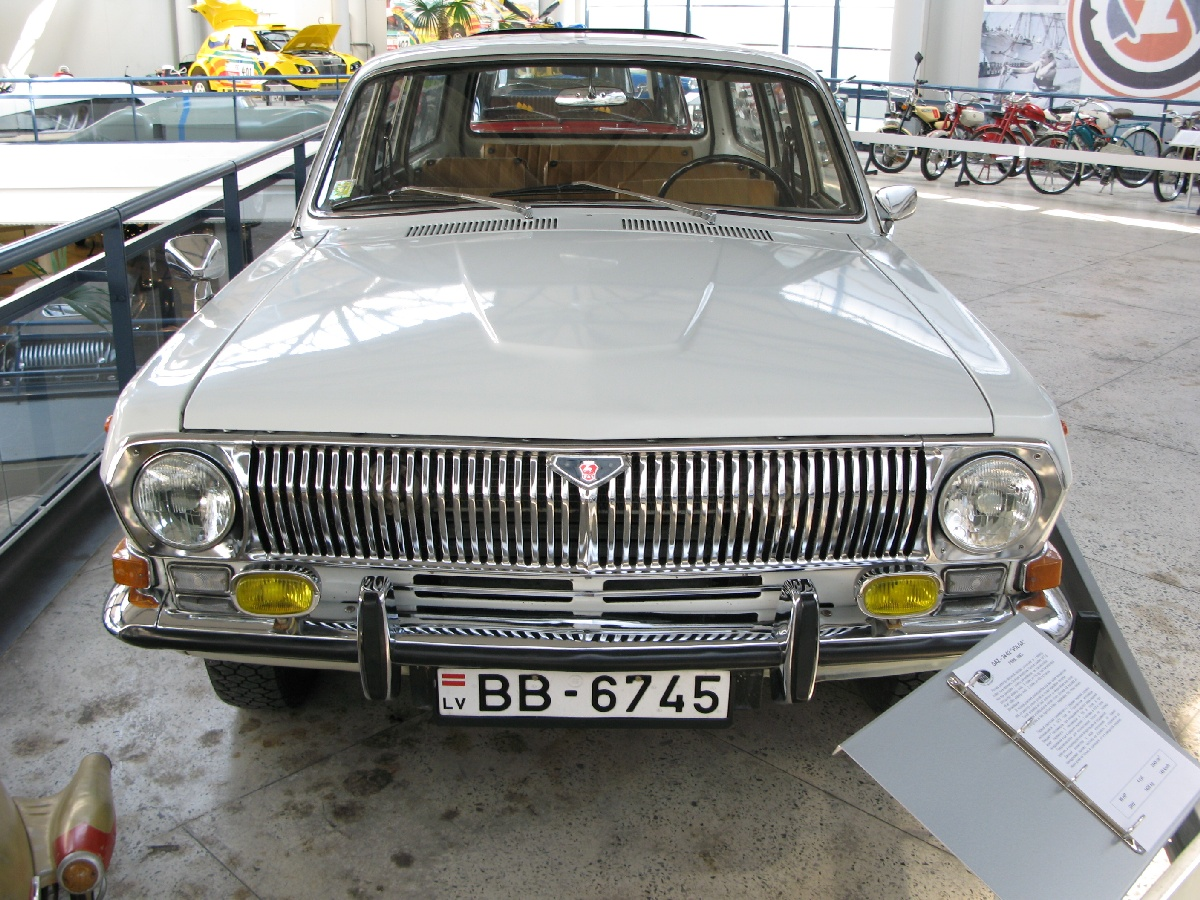 Nn44 Gaz 24 02 Quot Volga Quot ГАЗ 24 02 Quot ВОЛГА Quot 1983 Riga