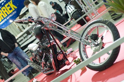 MP 12 Motorcycle Show