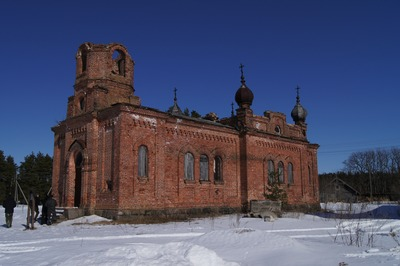 Orthodox Church in Hullo, Vormsi